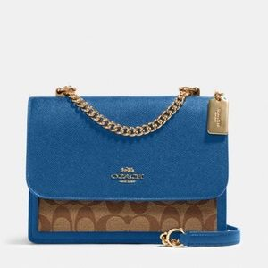 Coach chained crossbody bag NEW